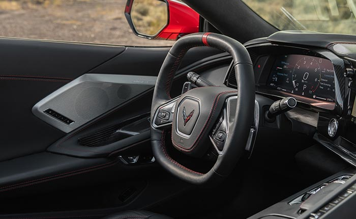 Bloomberg News Puts the 2020 Corvette On Its Worst Interiors of the Year List