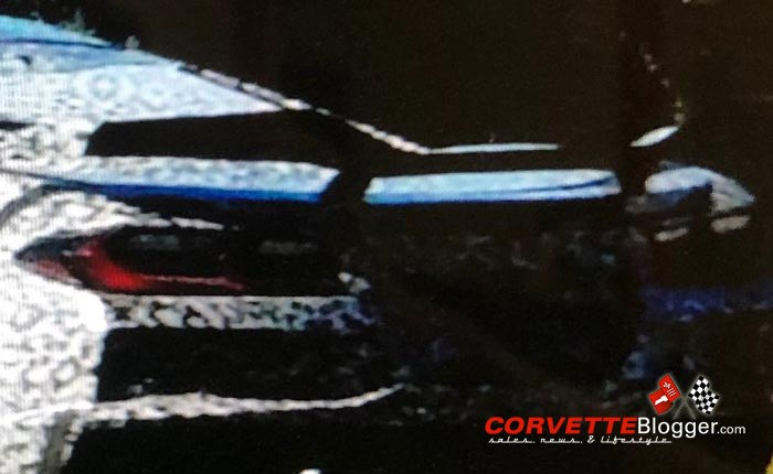 [SPIED] 2021 Corvette Z06 with a Rear Wing and Undisguised Wheels Testing at Grattan Raceway