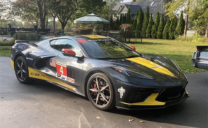 2020 Corvette C8.R Replica