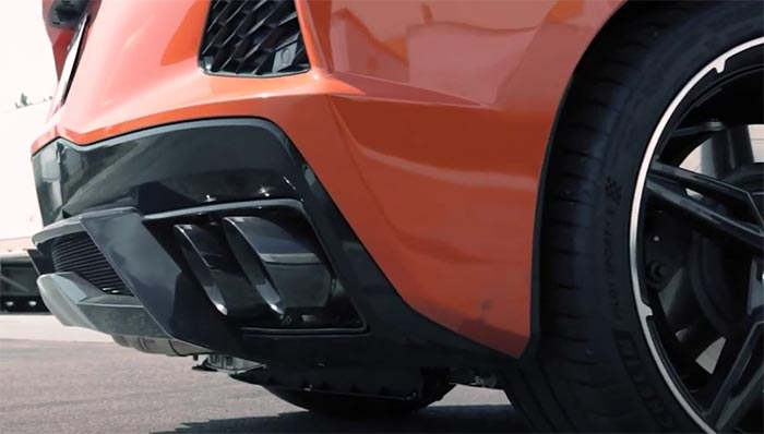 [VIDEO] CORSA Previews the Sound of their C8 Corvette Exhaust System