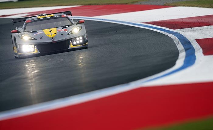 Corvette Racing at Charlotte: Jordan Taylor Takes the Pole