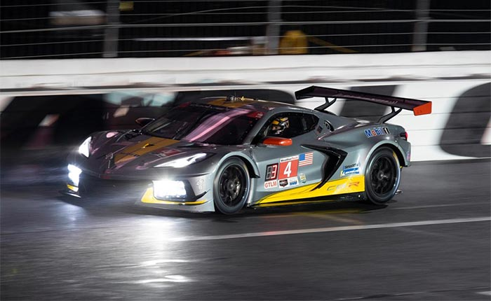 Corvette Racing at Charlotte: Garcia, Taylor Win a Thriller
