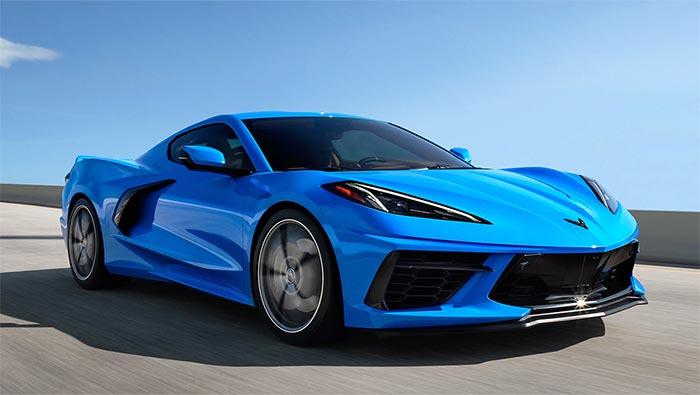 GM Orders Refunds of C8 Corvette Deposits in Australia