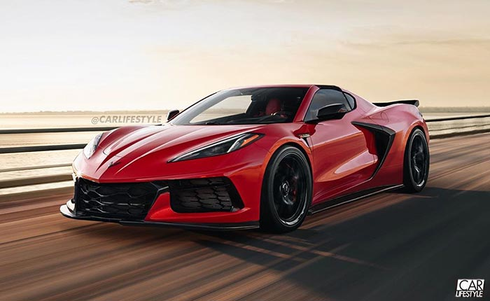 What The Reveal Of The C8 Lineup Tells Us About the Future Of Corvette