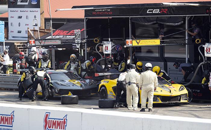 Corvette Racing at Road Atlanta: Petit Le Mans a Big Challenge