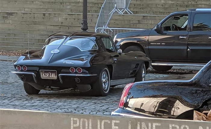 [VIDEO] 'The Batman' to Feature a 1963 Corvette as Bruce Wayne's Daily Driver
