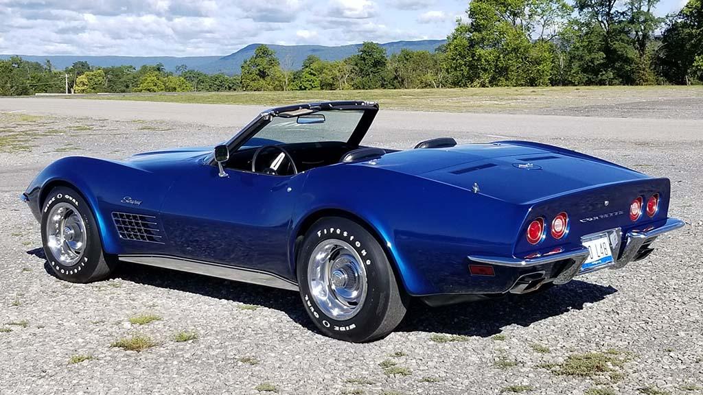 Chip's Choice at Corvettes at Carlisle