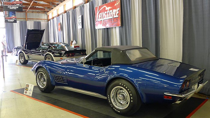 On the Campaign Trail with a 1972 Corvette: Chip's Choice at Corvettes at Carlisle (Part 9)
