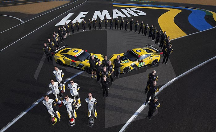 [PODCAST] Corvette Racing Photographer Richard Prince Is On The Corvette Today Podcast