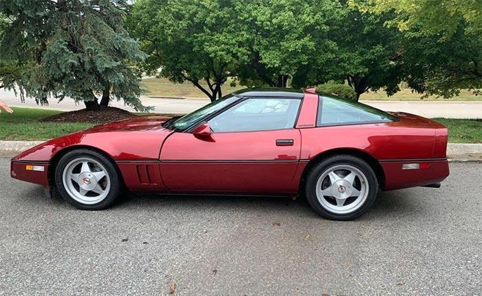 Corvettes for Sale: 1987 Callaway B2K Twin Turbo