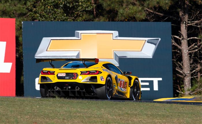 Corvette Racing at Road Atlanta: Runner-Up for No. 3 Corvette