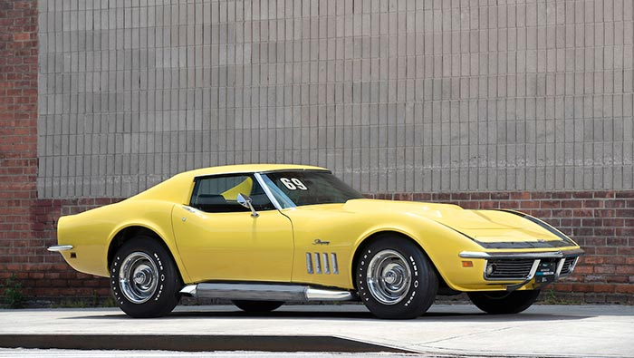 1969 Corvette ZL1 Replica