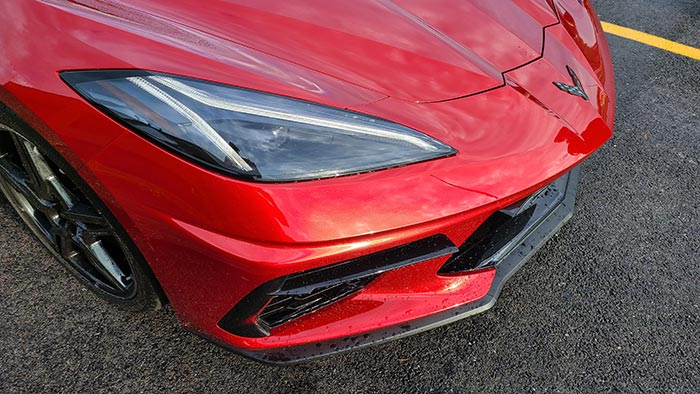 [PICS] Red Mist 2021 Corvette at the Corvette Assembly Plant
