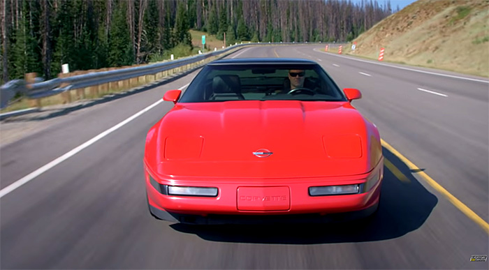 [VIDEO] To Know One Is To Love One: Everyday Driver Digs the C4 Corvette