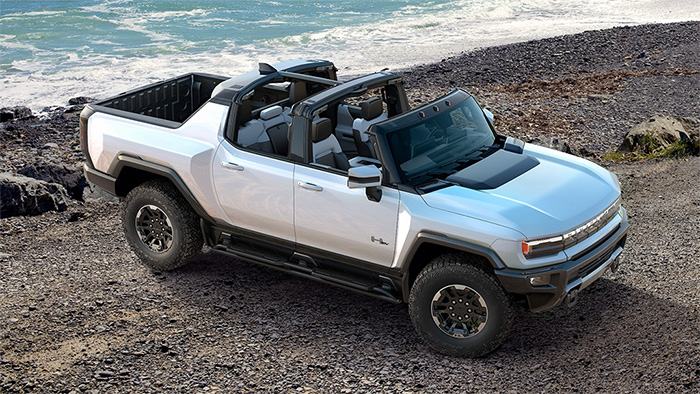 Three Things the C8 Corvette and the New GMC Hummer EV Have In Common