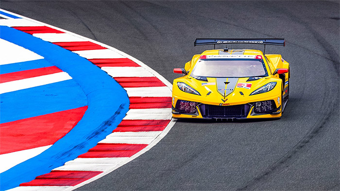 [VIDEO] Mobil 1 The Grid Asks Corvette Racing's Drivers About Piloting the C8.R