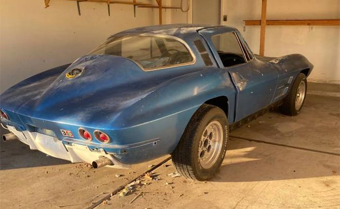 Corvettes on Craiglist: Scary 1964 Corvette Sting Ray Offered for $26K in Vegas