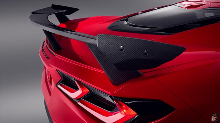 Visible Carbon Fiber High Wing Package