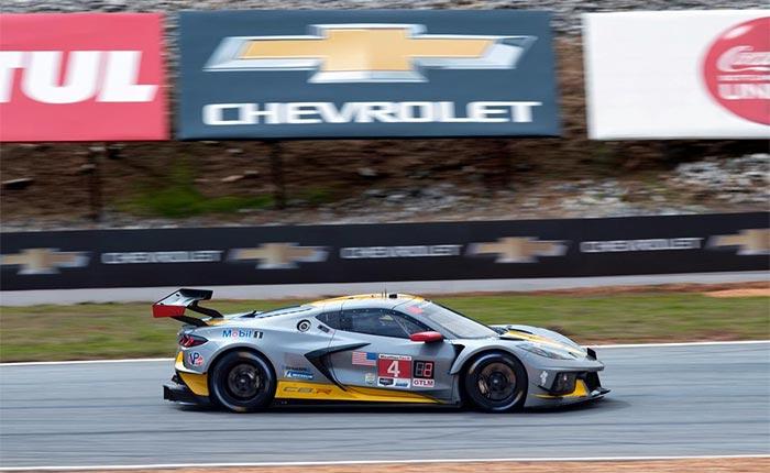 Corvette Racing at Laguna Seca: On the Doorstep of a Championship