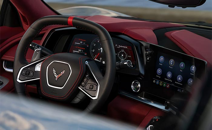 GM Issues Technical Service Bulletin over Incorrect Radio Label on the 2020 Corvette