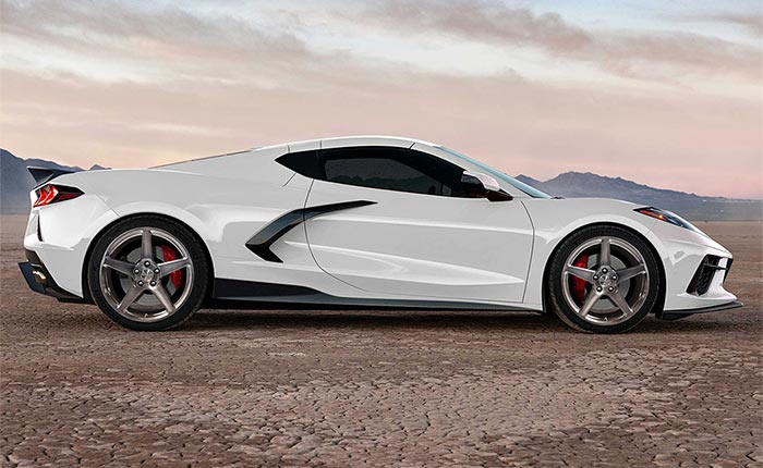 View the Racing Sport Concepts Line-Up of Aero Accessories for the C8 Corvette