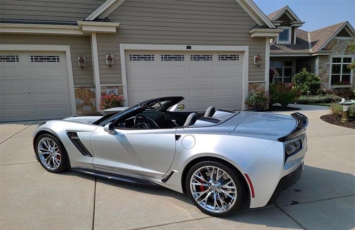 STUDY: Corvette Ranks 5th in Sports Cars in 5-Year Depreciation