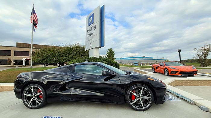 2020 Corvette Production Will Surpass 15,000 on Friday