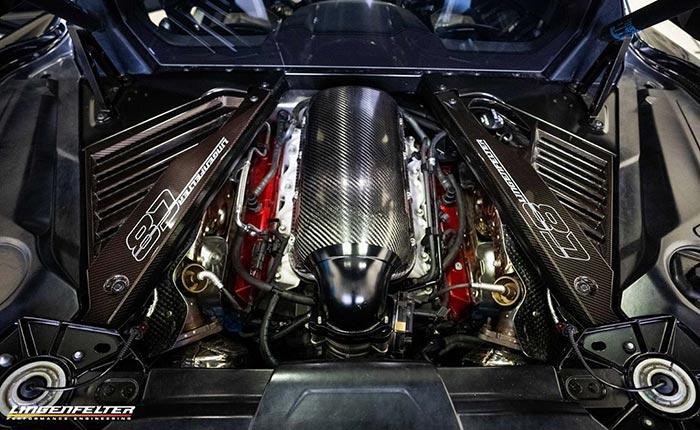 [VIDEO] Lingenfelter Track Tests Tuned 2020 Corvette