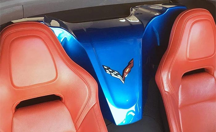 ACS Composite Offers Unique Waterfall Storage for the C7 Corvette Coupe