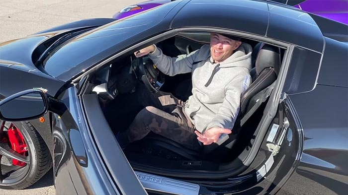 [VIDEO] 2020 Corvette Beats a Tesla Model 3 and a Ferrari 458 on a Curvy Road