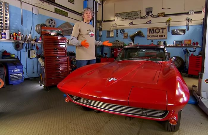 [VIDEO] Wheeler Dealers Works on a 1964 Corvette's Ignition and Drum Brakes