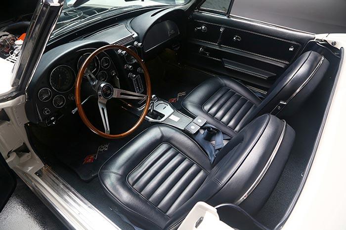 Win this 1966 Big Block Corvette From the Corvette Dream Giveaway