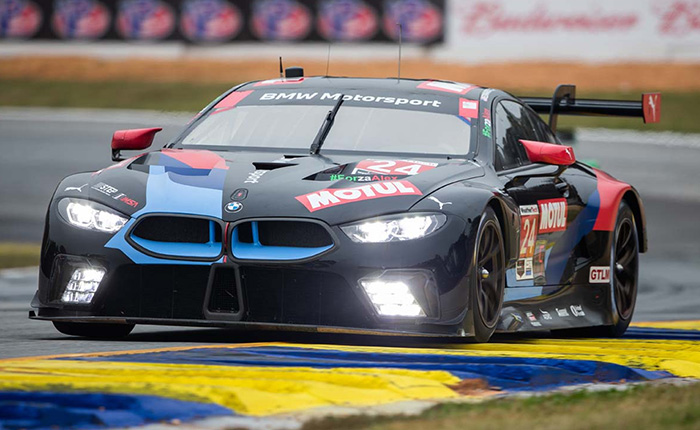 BMW May Scale Back IMSA GTLM Program to the Four Endurance Races in 2021