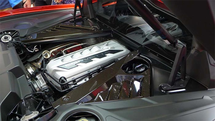 How Chevy Engineers Created the Corvette's First Mid-Mounted V8 Engine