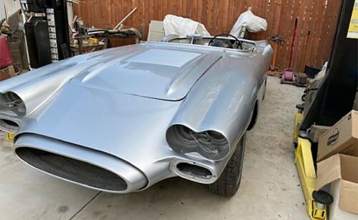 Corvettes on eBay: Fuel-Injected 1961 XP-700 Replica