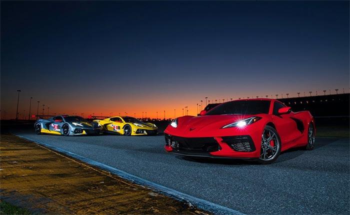 Chevrolet Captures GT Le Mans Manufacturers Championship
