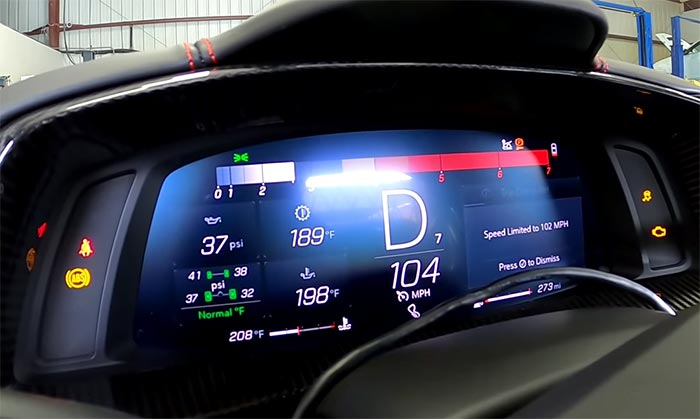 [VIDEO] New 2020 Corvette Visits LMR for Dyno and Catback Exhaust Install