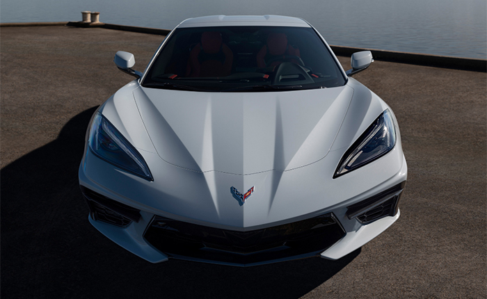 C8 Corvette Named to Car and Driver's Annual 10Best List for Second Consecutive Year