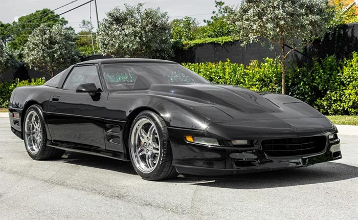 Corvettes for Sale: Lingenfelter-Modified 1995 Chevrolet Corvette ZR-1