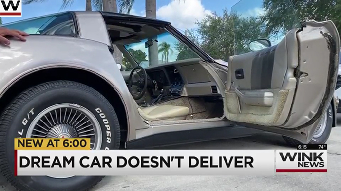 [VIDEO] Florida Man Finds Out His Low Mileage 1982 CE Has 100K More Miles Than Advertised