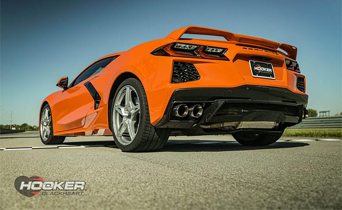 [VIDEO] Listen to a 2020 Corvette Equipped with the Hooker BlackHeart Cat-Back Exhaust System