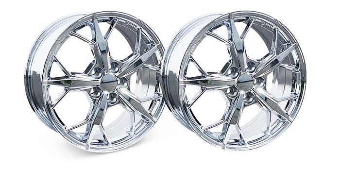 [POLL] Should Chevrolet Offer Chrome Wheels on the C8 Corvette?