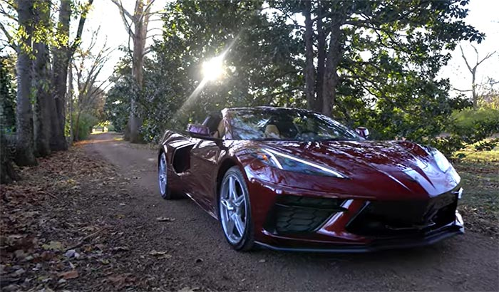 [VIDEO] Drive 615 Reviews the 2020 Corvette Stingray Convertible