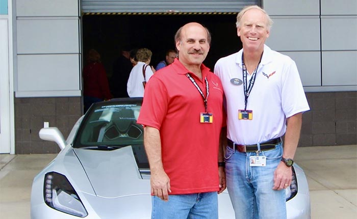 [PODCAST] Corvette Chief Engineer Tadge Juechter is on the Corvette Today Podcast