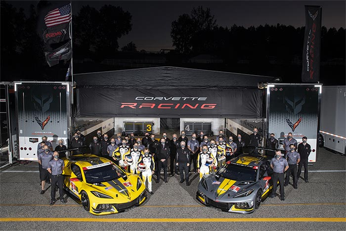 [VIDEO] Chevrolet Celebrates IMSA Championships With New Commercial
