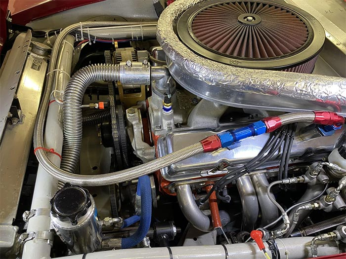 Corvettes for Sale: Go Vintage Racing in this 1968 Corvette Racer