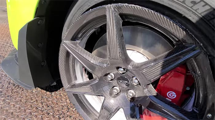 [VIDEO] Watch This And Decide If Carbon Fiber Wheels For The C8 Z06 Are A Good Idea