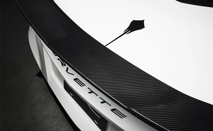 Visible Carbon Fiber High Wing Spoiler