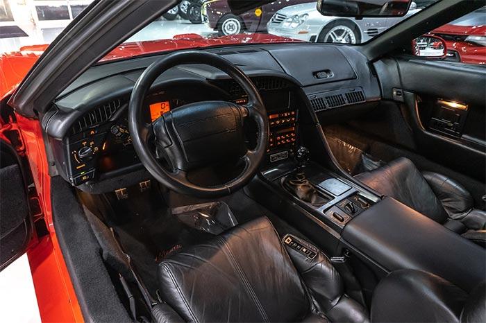 Corvettes for Sale: 1993 Callaway SuperNatural AeroBody Convertible