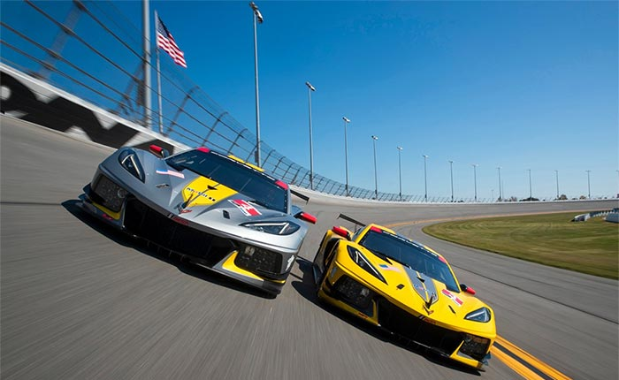 Tandy Set to Join Corvette Racing in No. 4 C8.R for Full-Season Run